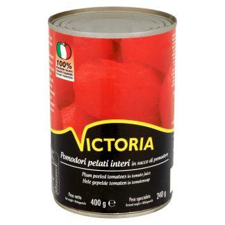 Victoria gepelde tomaten